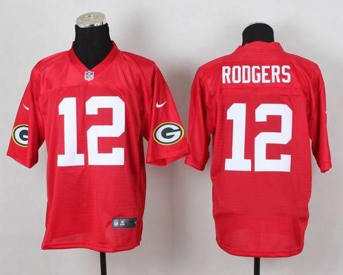 Nike Packers  12 Aaron Rodgers Red Men s Stitched NFL Elite QB Practice  Jersey And Browns David Njoku 85 jersey 9e4955fa4