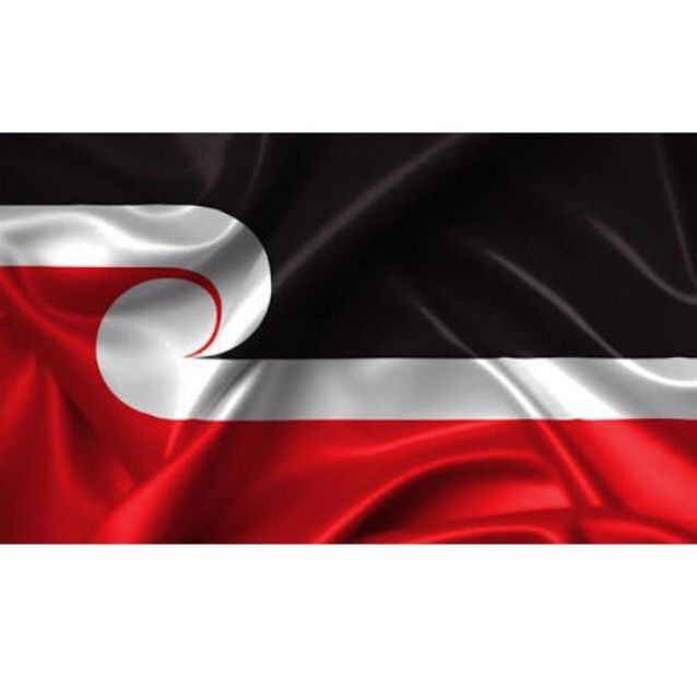 Tino Rangatiratanga Is The Name Of This Flag Sometimes Regarded As The Maori Independence Flag Or The Maori Sovereignty Flag Nz Art Maori Designs Maori Art