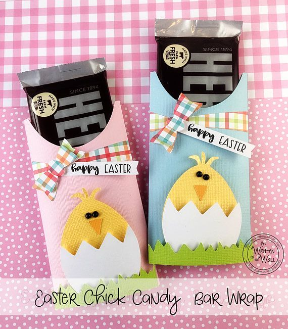 Easter chick candy bar wrappers easter basket easter candy kids easter chick candy bar wrappers easter basket easter candy kids easter baskets teacher appreciation neighbor gifts easter co workers gifts negle Images