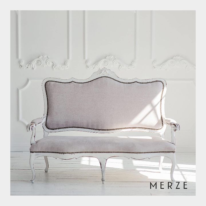 Love This Gorgeous Light Ping Sofa Houzz Home Goods