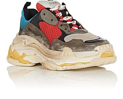 b8d6cdd351eb Balenciaga Women s Triple S Sneakers