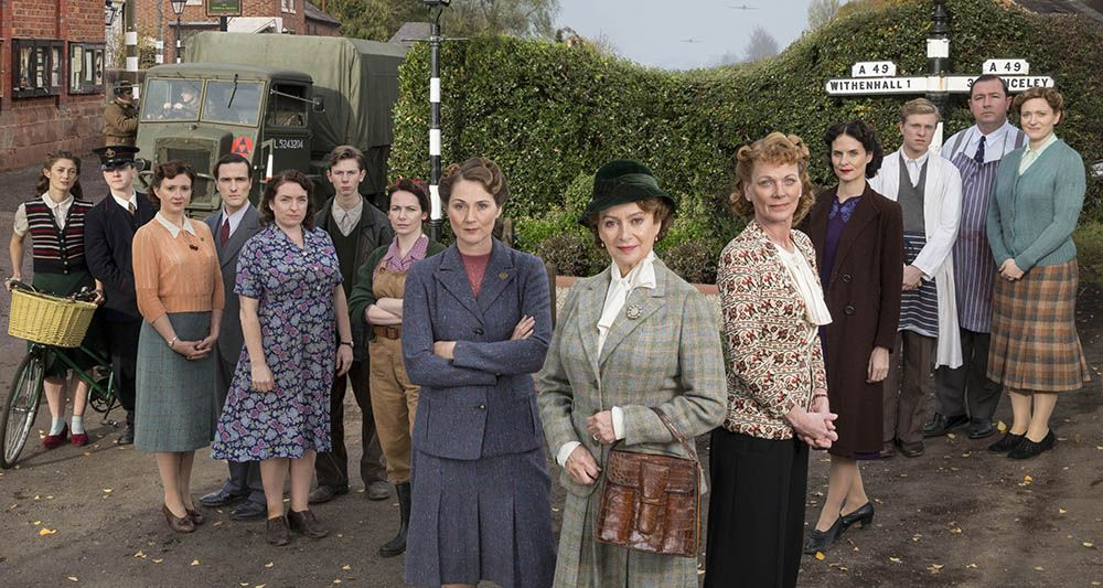 Home Fires And The Next Downton Abbey Effect Amazon Prime