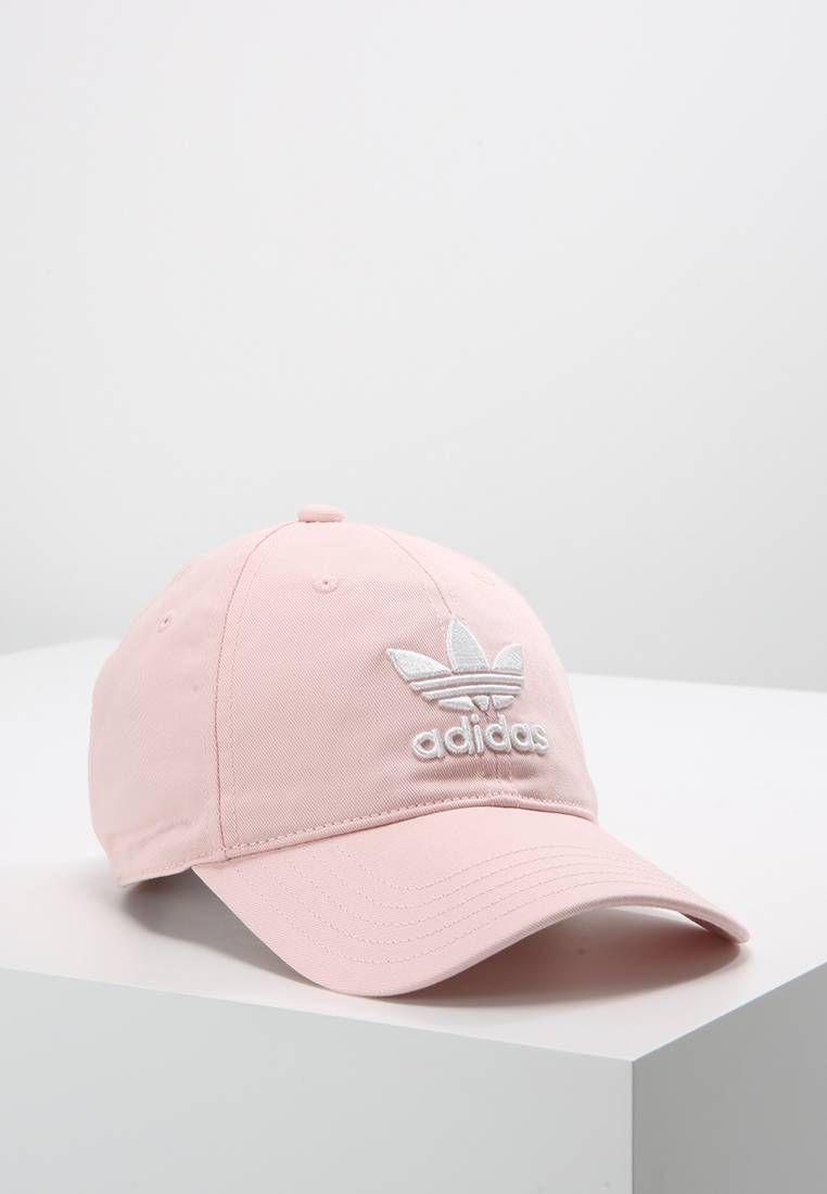 amargo Emulación Hacer las tareas domésticas  adidas Originals. TREFOIL - Cap - pink. Material Oberstoff:100% Baumwolle |  Zalando, Adidas originals, Adidas