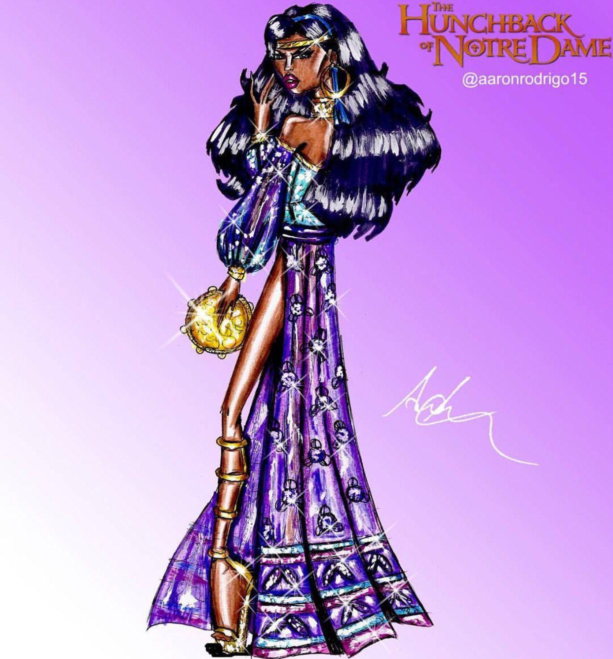 Esmeralda by aaronrodrigo15