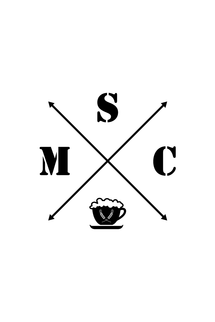Black And White Logo For Manschino Social Club This Emblem Is For A Group Of Men Who Like To Catc Boutique Graphic Design Logos Design Graphic Design Business