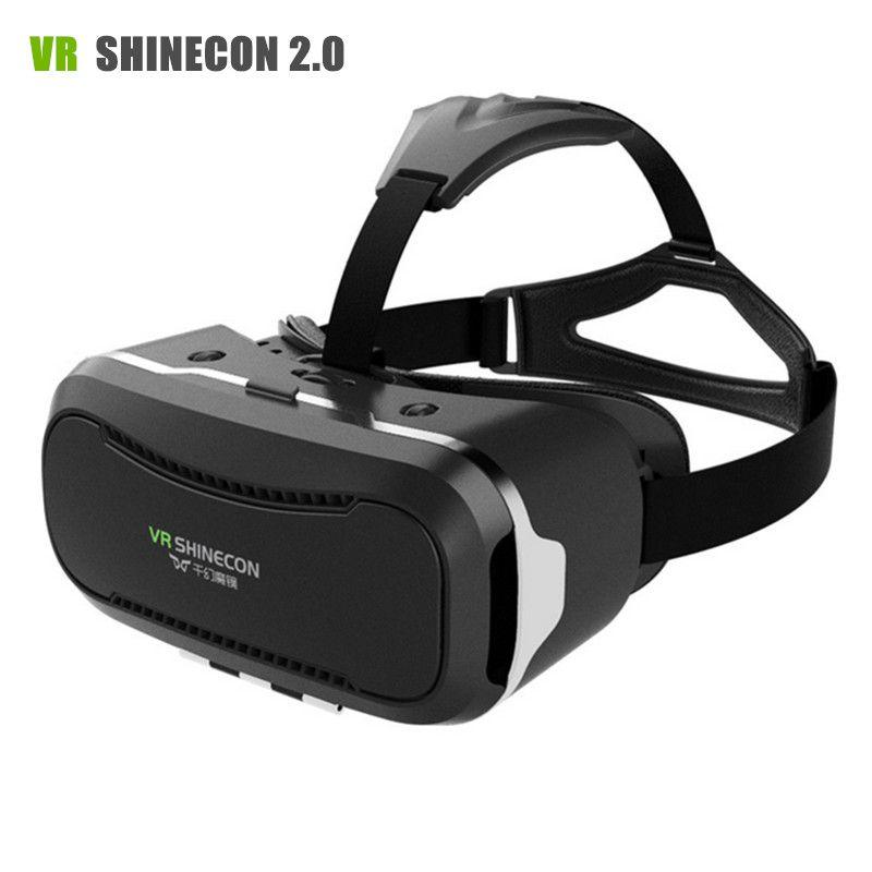 Vr Shinecon Ii 2 Vr Headset Vr Glasses Virtual Reality Glasses