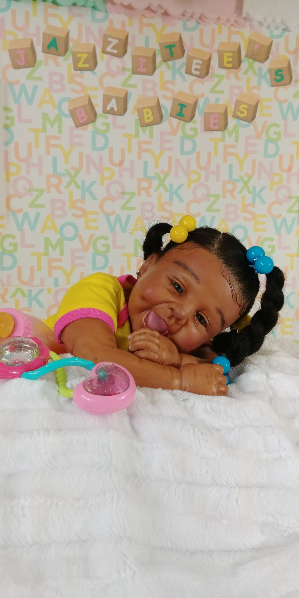 Pin About Reborn Dolls And Personal Care On Jazzitee S