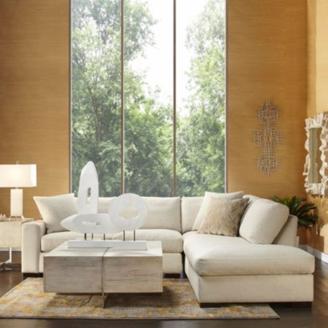 Del Mar Daybed Sectional 2 Pc From Z Gallerie