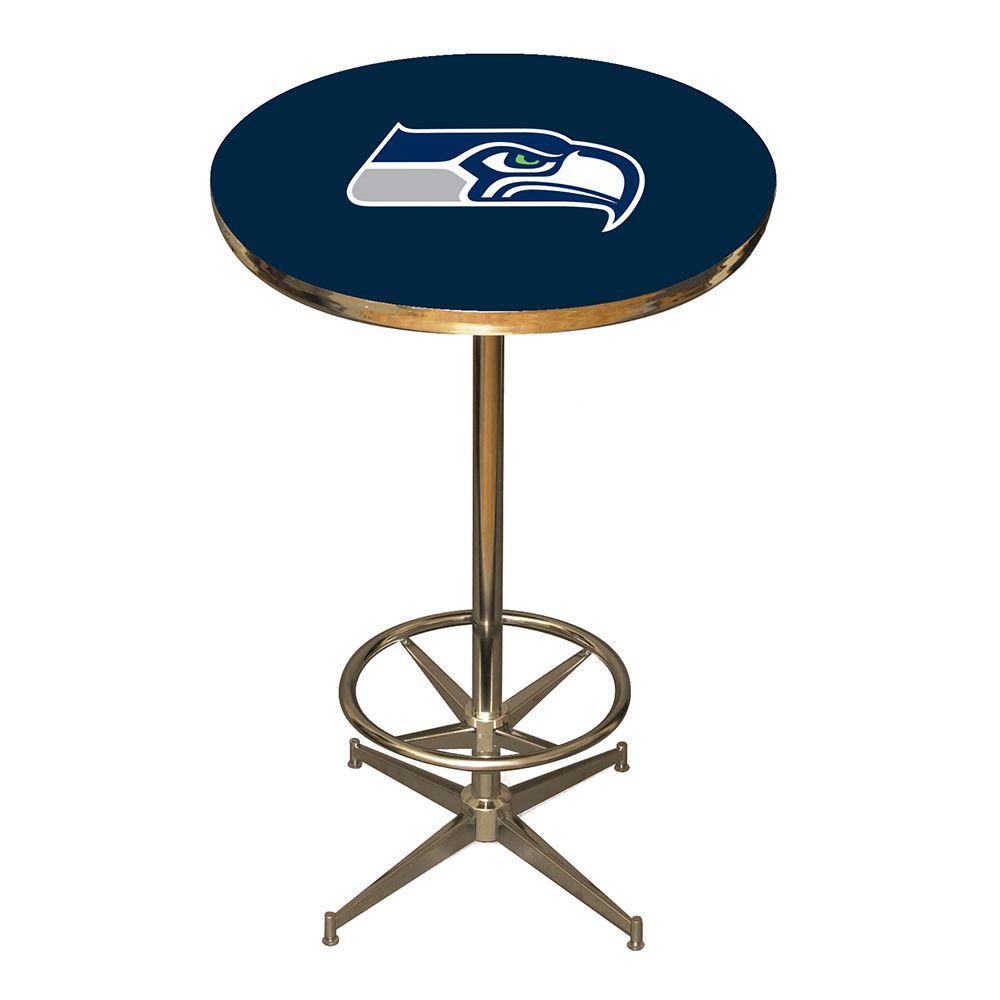 Seattle Seahawks NFL Pub Table 1