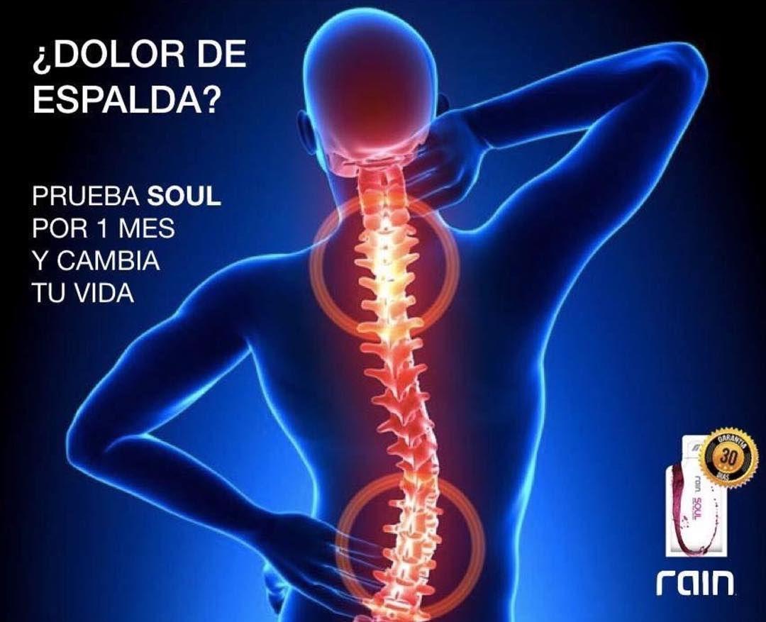 Dolor de espalda? Tienes garantía de reembolso por 30 días