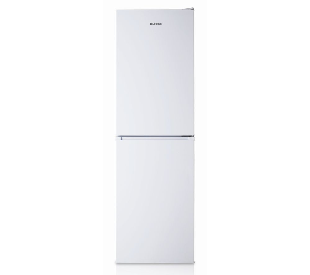 DAEWOO DFF470SW Fridge Freezer – White | house ideas | Pinterest