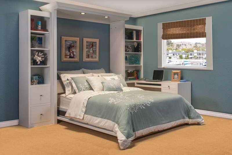 Ikea Murphy Wall Bed The Stylish Italian Wall Beds With Curtain