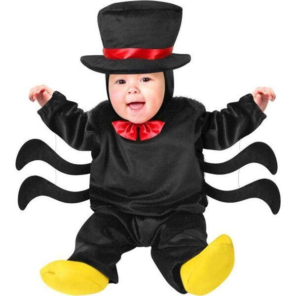 Baby Spider Costume - trajes de halloween para bebes