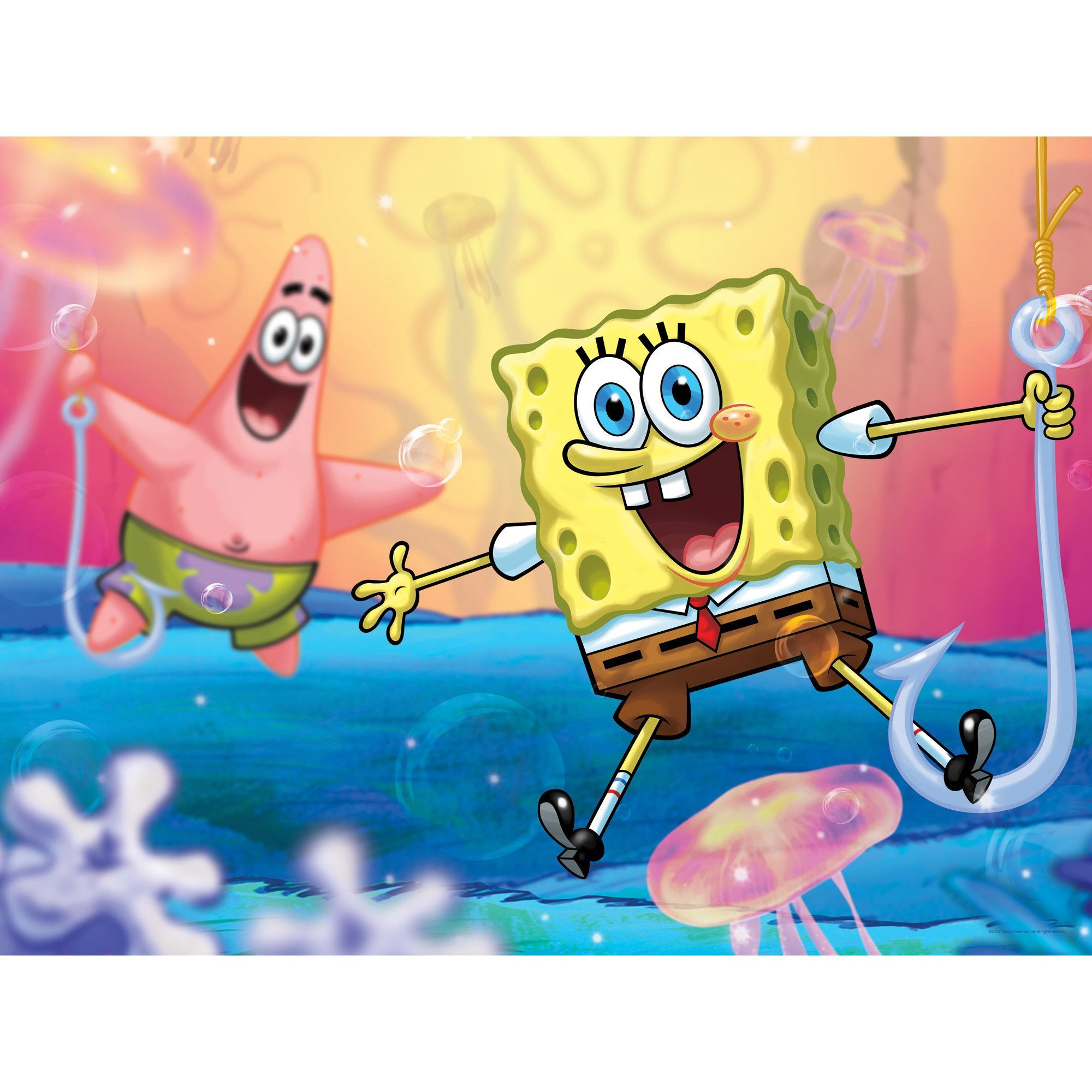SpongeBob and Patrick Wall Art | Spongebob squarepants | Pinterest ...