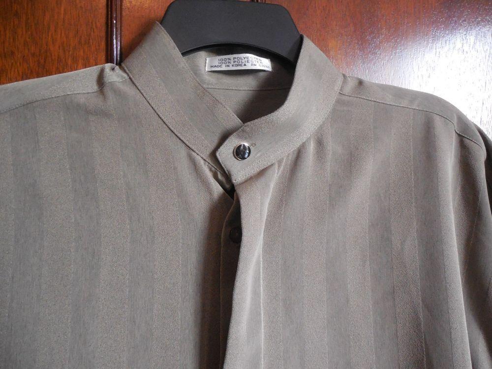 807ad725 Pavo By La Strada Long Sleeve Button Down Dress Shirt Mens Medium 15 1/2  Green #fashion #clothing #shoes #accessories #mensclothing #shirts (ebay  link)