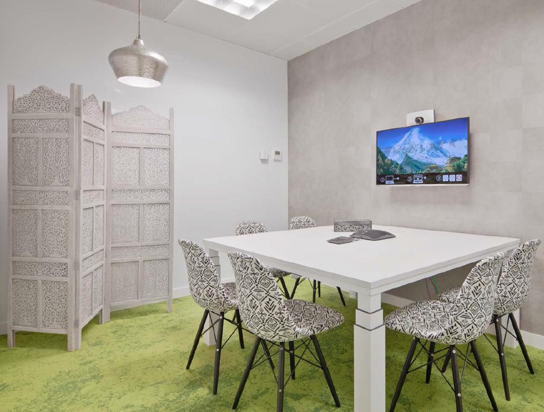 Sala Himalaya. Oficinas de CBRE España. Workplace, diseño, arquitectura, oficinas, offices, architecture, design
