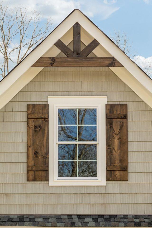 Eaves Detail House Exterior Home Exterior Makeover Exterior