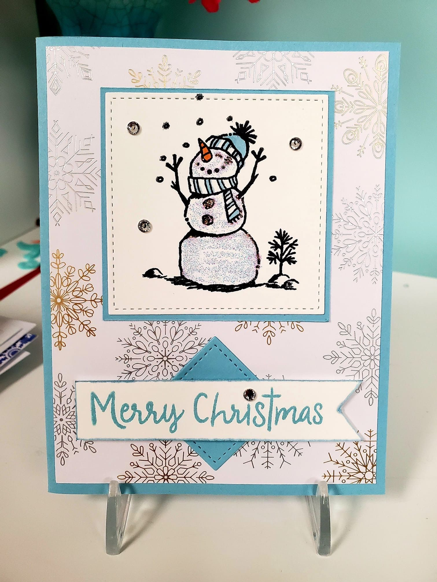 Pin by Juleen Henderson on Stampin Up Snowman Season