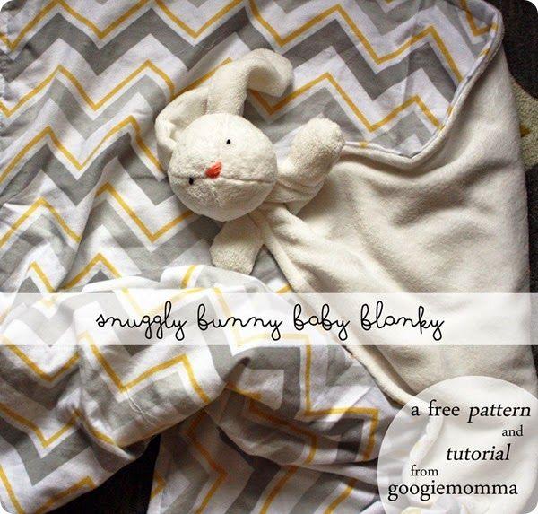 flauschige Häschen Decke {kostenlose Muster Tutorial} | sewing ...