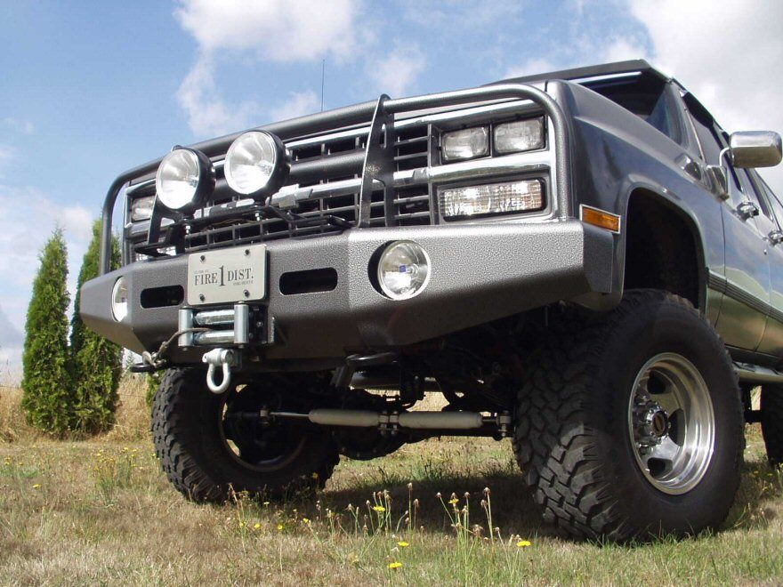 Winch Bumper Pics Winch Bumpers Chevy Truck Bumpers