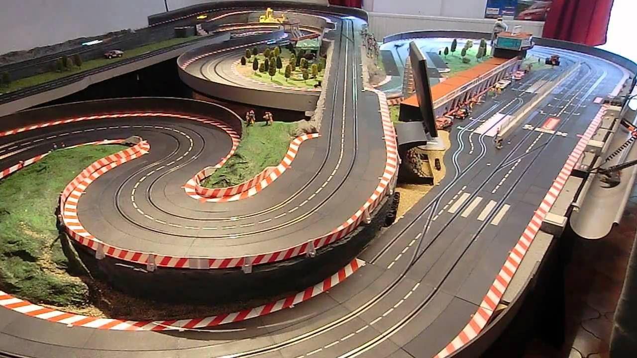 Fia Gt Digital Lauf 2 Youtube Slot Cars Slot Car Racing Slot Car Tracks