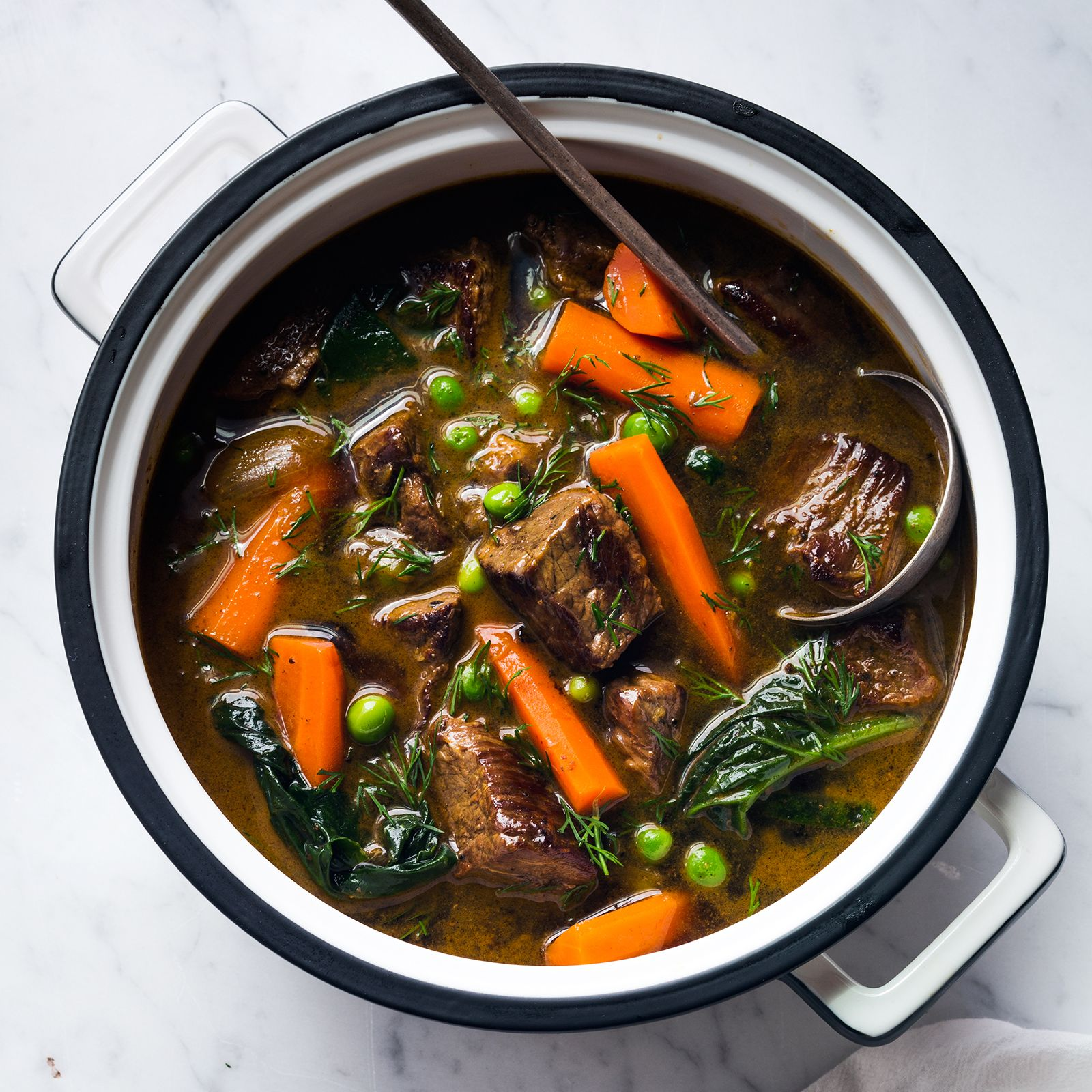 Beef Stew with Dill | Food & Wine