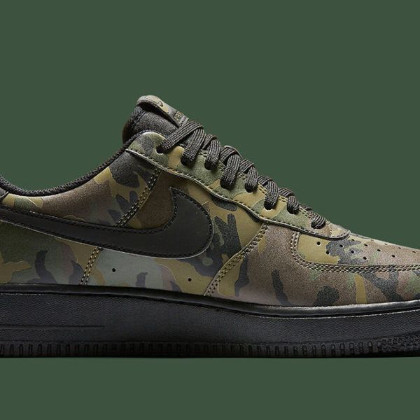 This Nike Air Force 1 Low Reflective Camo Will Release On Black Friday