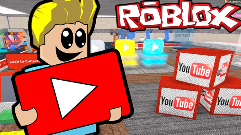 MEGA UPDATES! Youtube Factory Tycoon! Roblox, Youtube