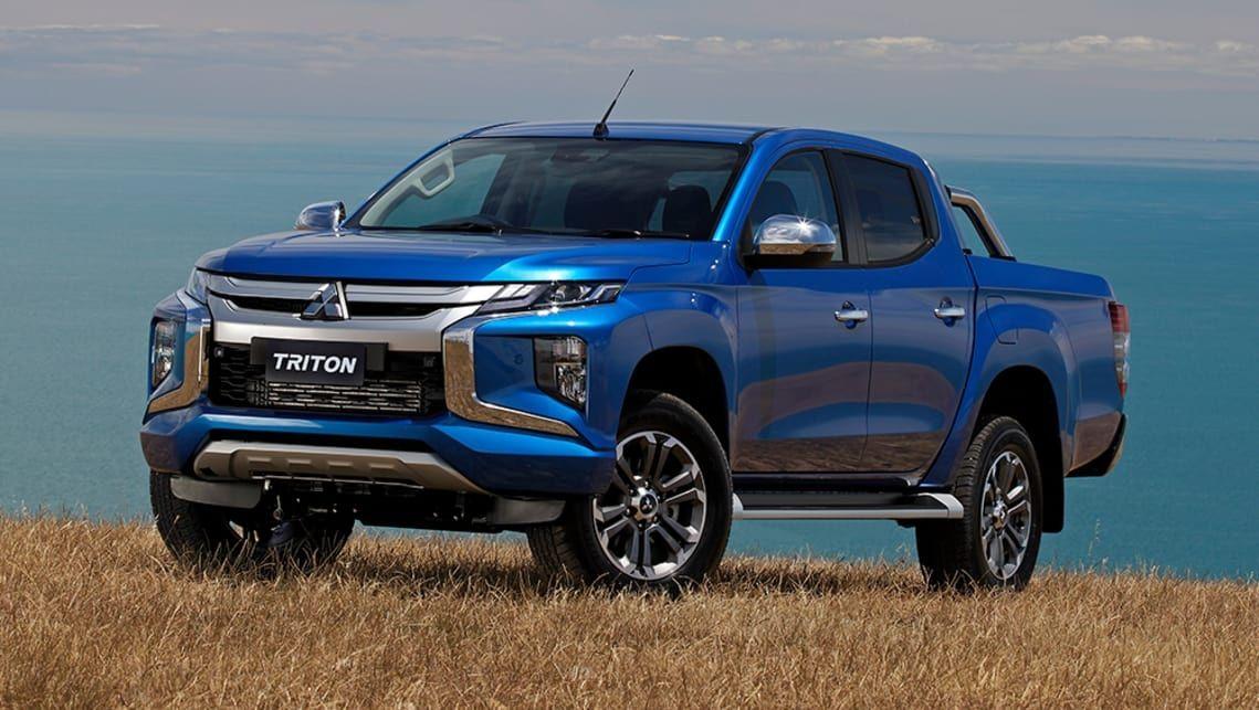 Mitsubishi Triton Specs In 2020 Mitsubishi Triton Ute Triton