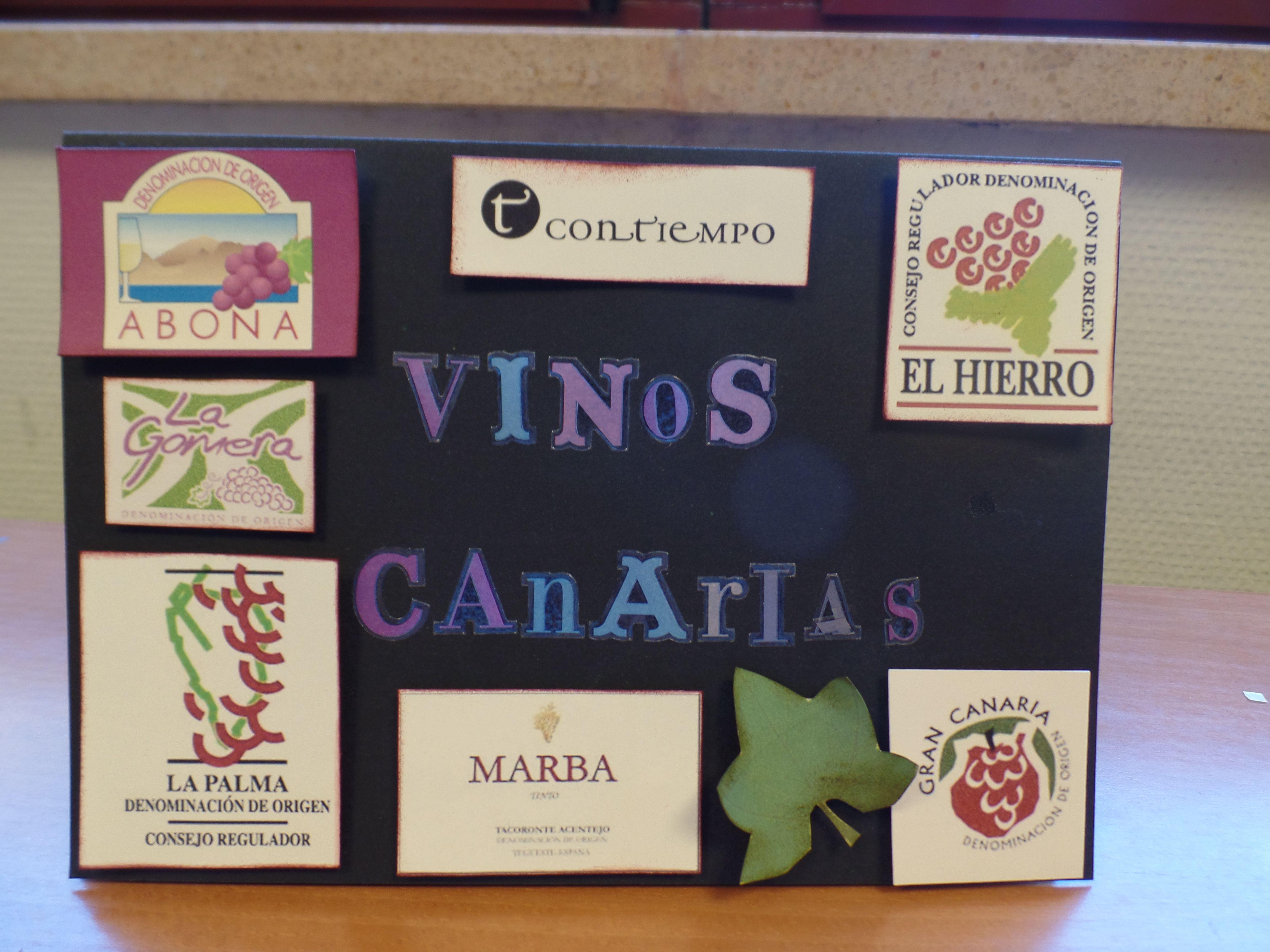 El vino en Canarias
