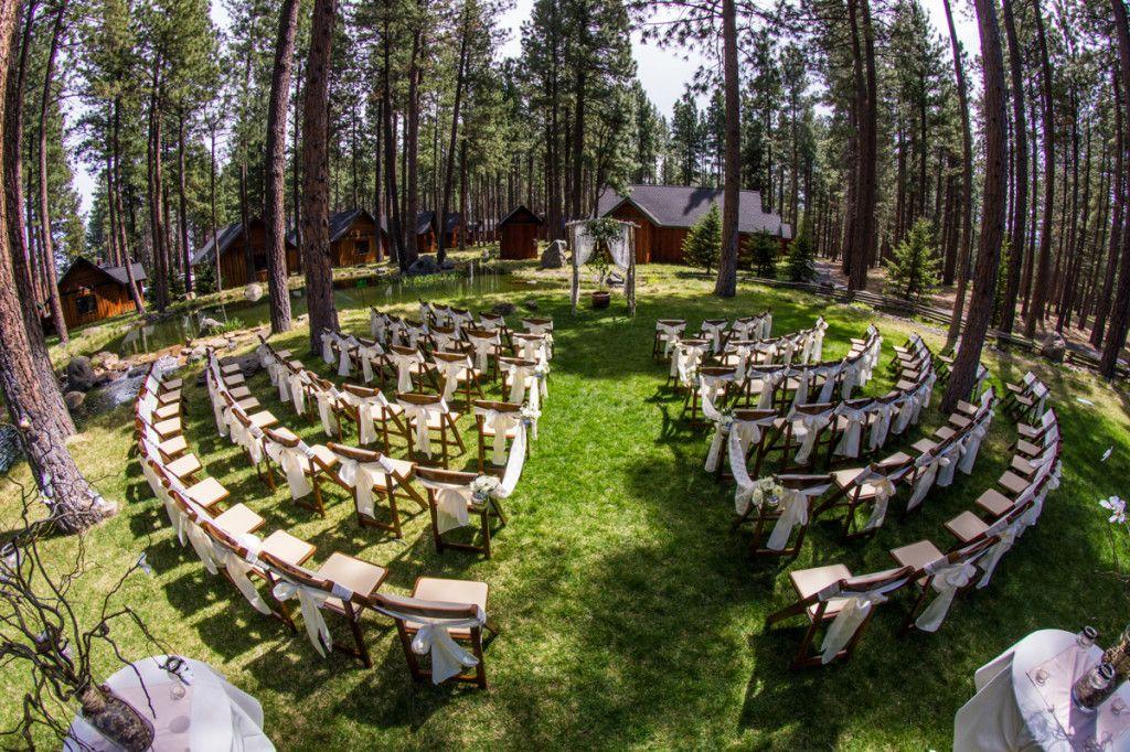 Weddings ‹ Sisters Oregon Romantic Getaway Resort ...