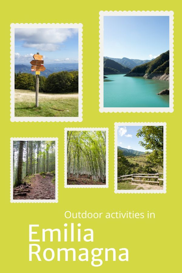 Time to get active and start your hiking adventure in Italy. Let me show you one of my favourite places to be outdoors in Italy!  #Hiking #Outdoor #Italy #EmiliaRomagna