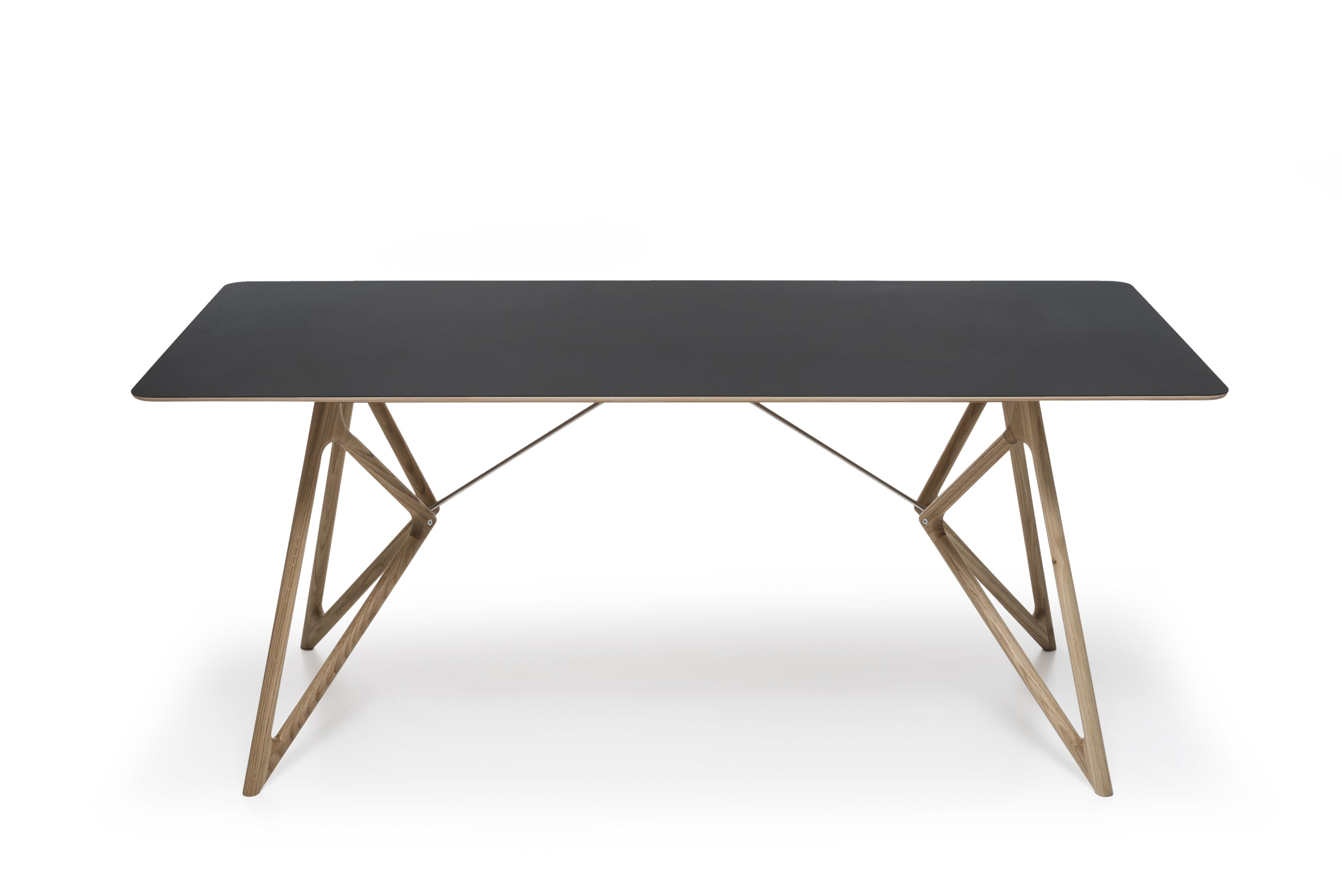 Tink table linoleum nero Tink dining room collection