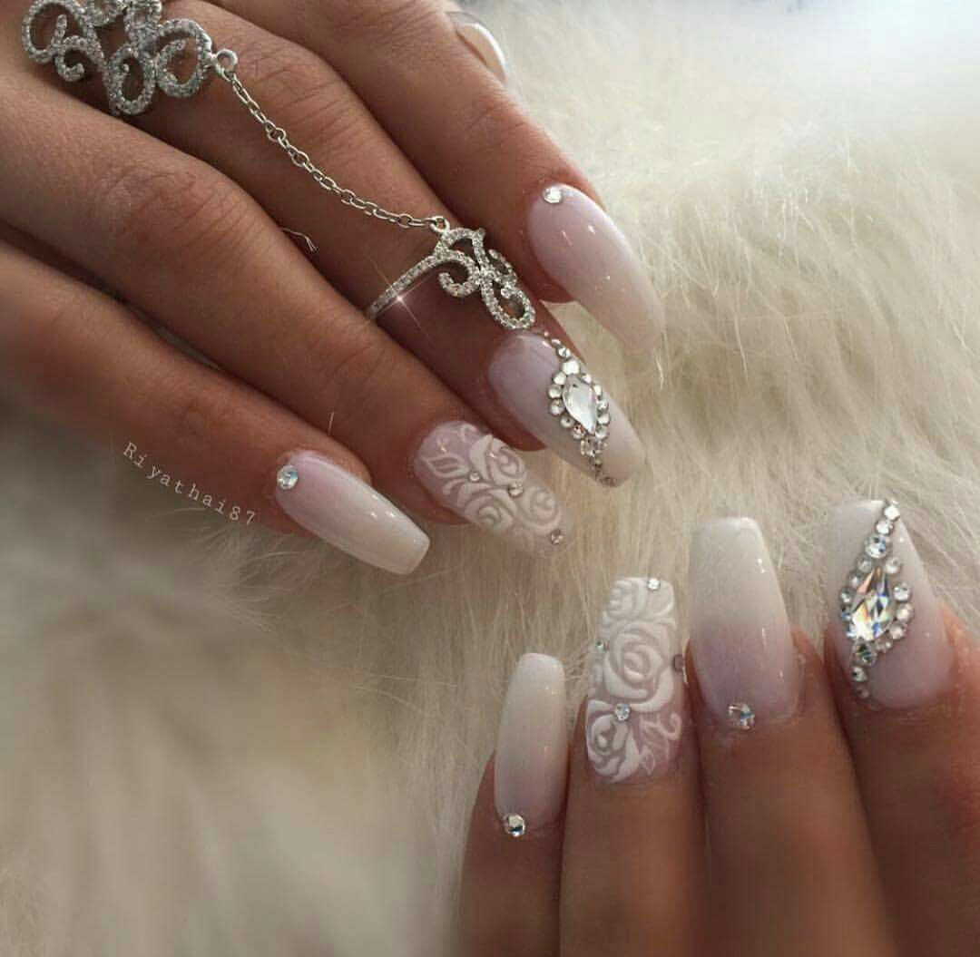 Pin by Melissa McInnis on Notorious Nails   Pinterest   Painted nail ...