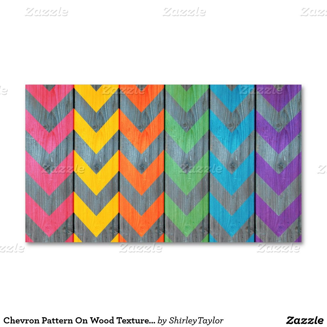 Chevron pattern on wood texture business cards zazzle sold from chevron pattern on wood texture business cards zazzle reheart Image collections