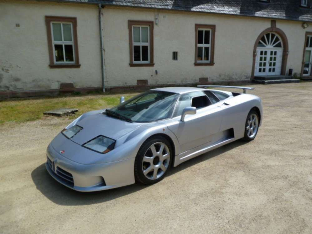 Its first regular production car, the bugatti veyron was available september of 2005. 1996 Bugatti EB 110 - Supercar Coupe 1. Owner Only 3 200Km Top Condition Tags: #1996 #Bugatti #