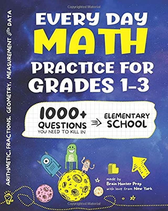 [PDF] Every Day Math Practice, 1000+ Questions You Need to ...