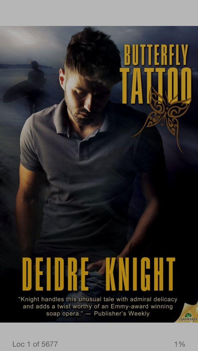 6667d6c76 Butterfly tattoo by Deidre knight | Books I've read | Books ...