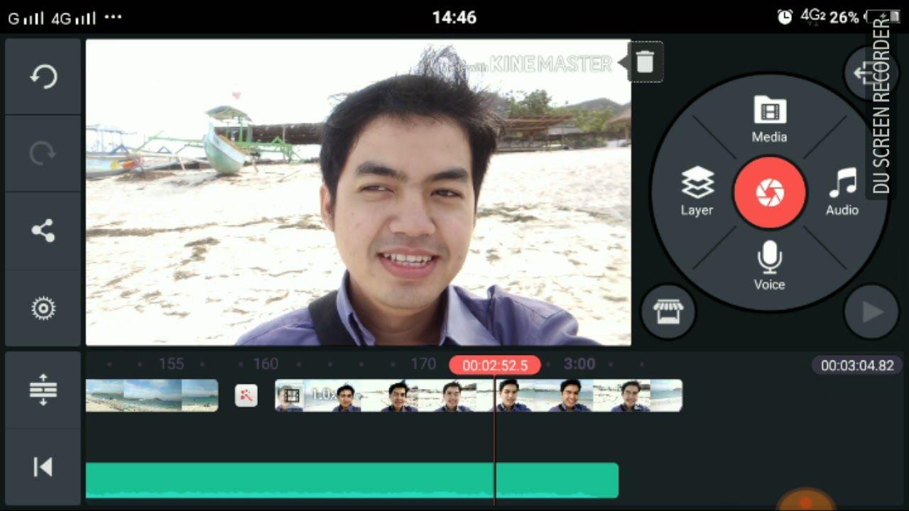 Tutorial Edit Video Di Hp Android Dengan Kine Master Video Android
