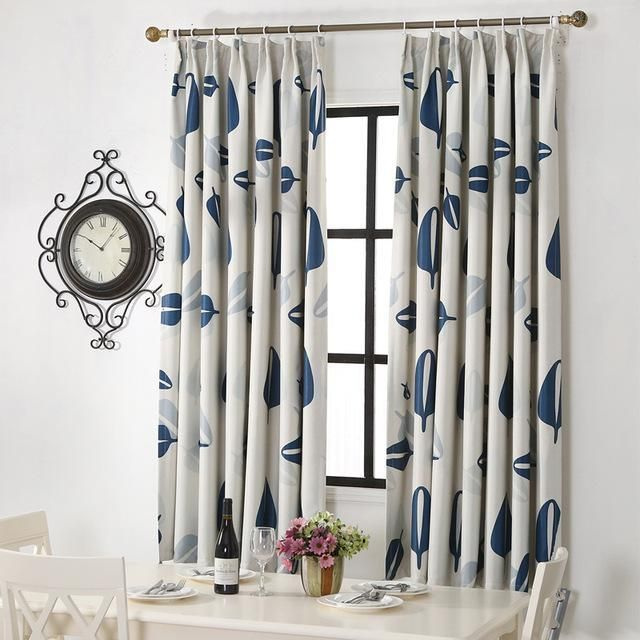 20 Models Of Modern Full Blackout Curtains Thick Short For Living