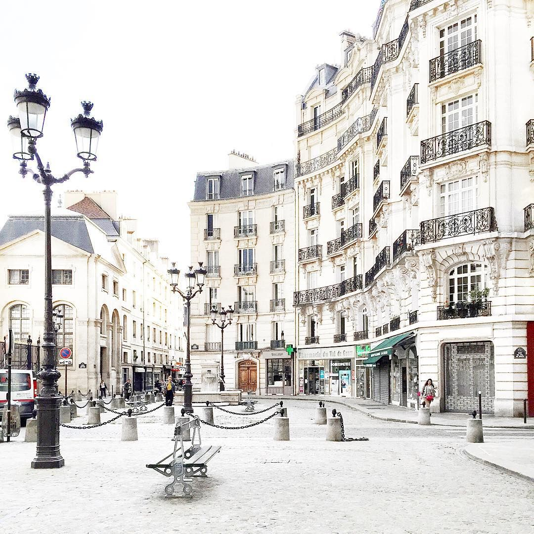 A Little Stroll By Karin Olsson Of Paris In Four Months With