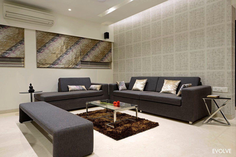 Luxury residence in mumbai by evolve inspire pinterest mumbai