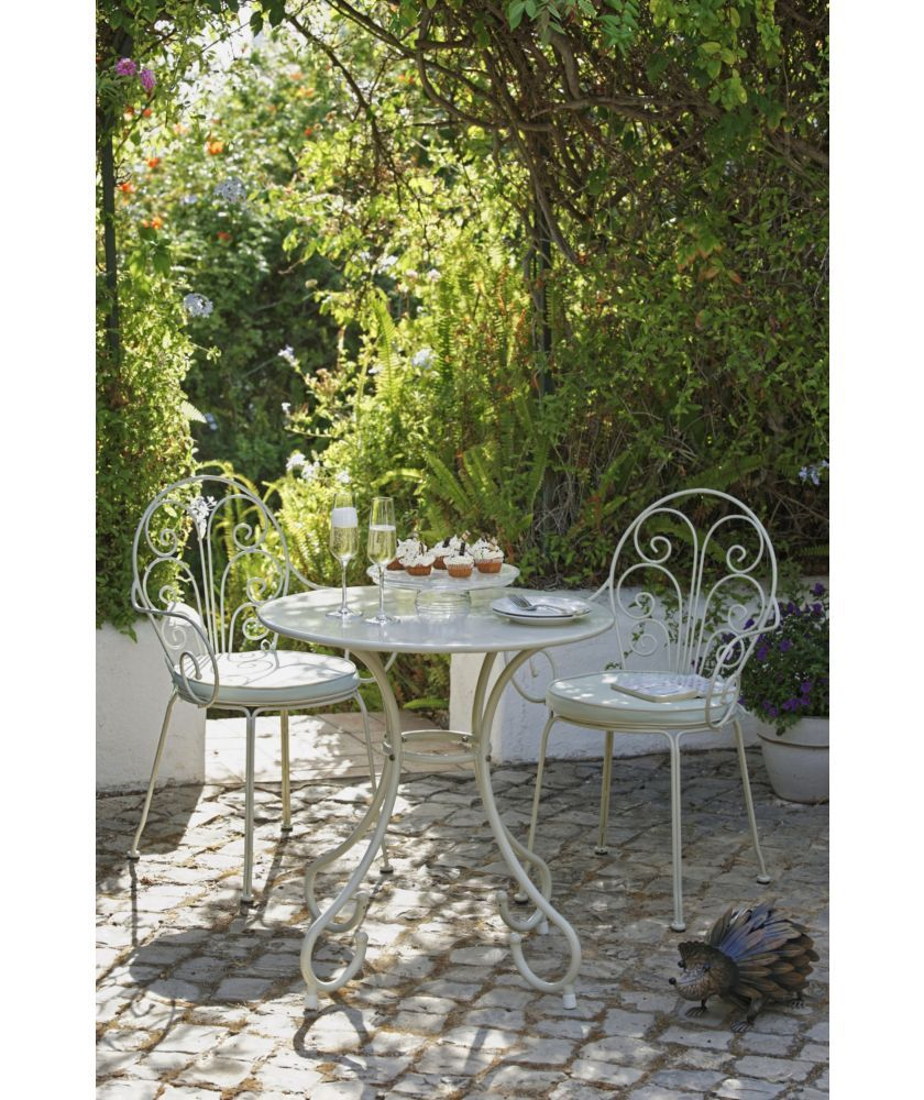 Buy heart of house jasmin 2 seater bistro with cushions at argos buy heart of house jasmin 2 seater bistro with cushions at argos garden table workwithnaturefo