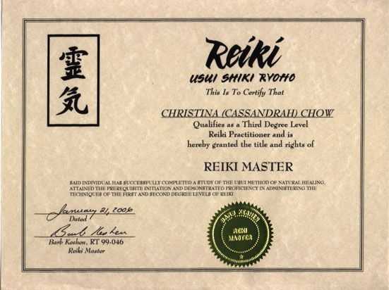 The founder of the Reiki System was Dr Mikao Usui, a Japanese - certificate borders free download