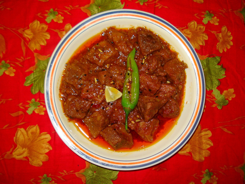 Cuisine of Karachi Achar Gosht اچار گوشت Gosht recipe