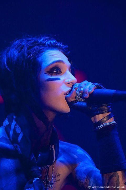 Andy Biersack. This is a amazing photograph