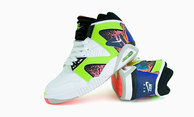 Nike Air Tech Challenge Hybrid. Nike KicksRetro Sneakers90s Nostalgia90s  StyleThe ...