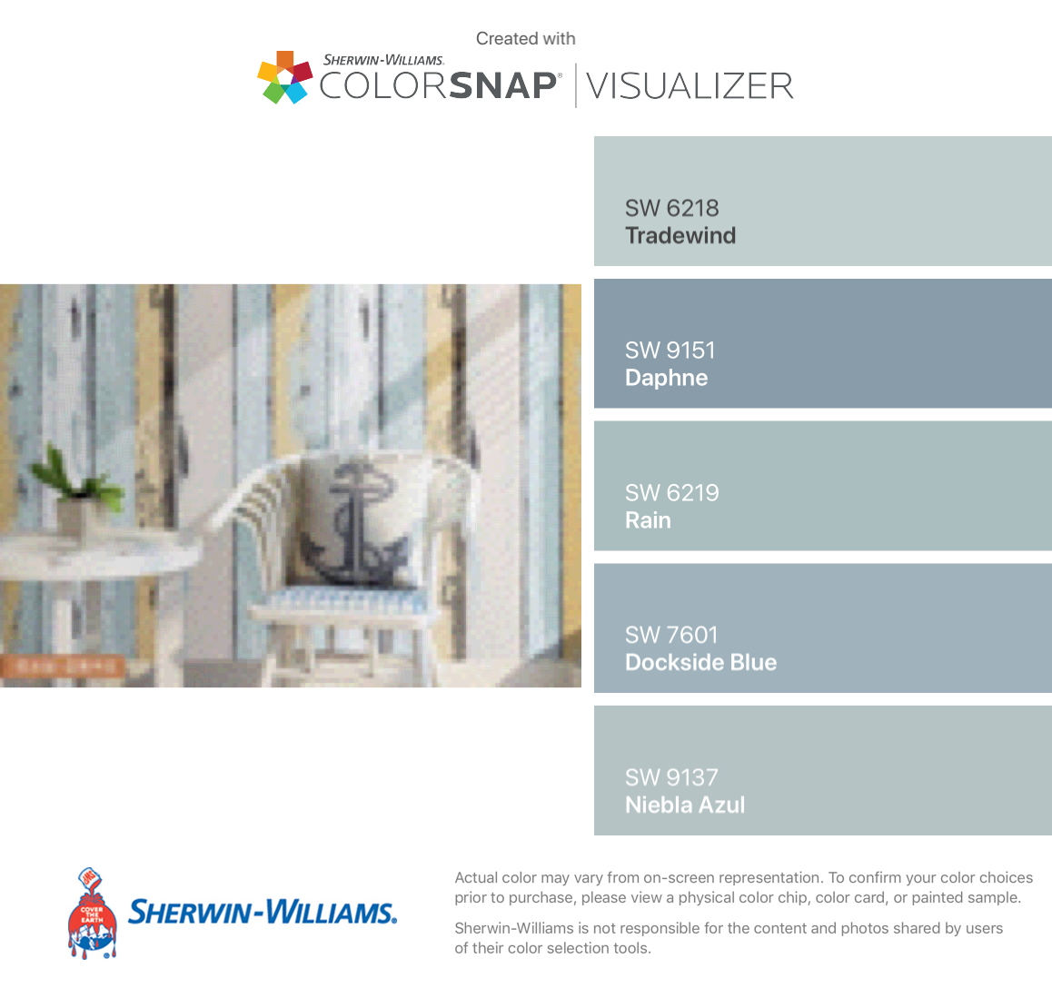 I Found These Colors With Colorsnap Visualizer For Iphone By Sherwin Williams Tr Sherwin Williams Colors Sherwin Williams Color Palette Matching Paint Colors