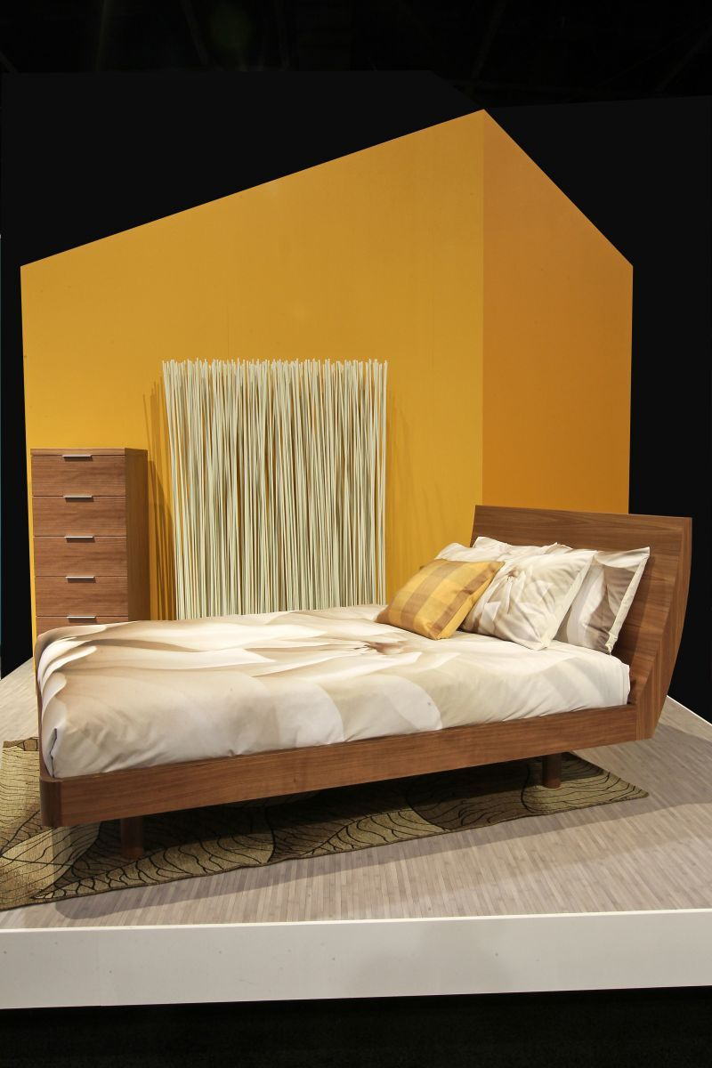 Seneca Bedroom By Mobican Furniture, Alizé Gel Mattress By Zedbed, Bedding  By Textiles Gauvin