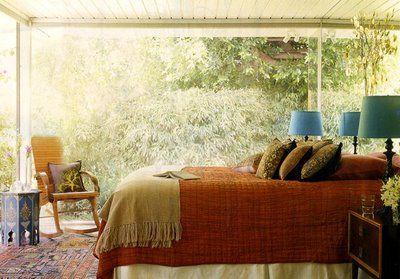 i would sleep well here..
